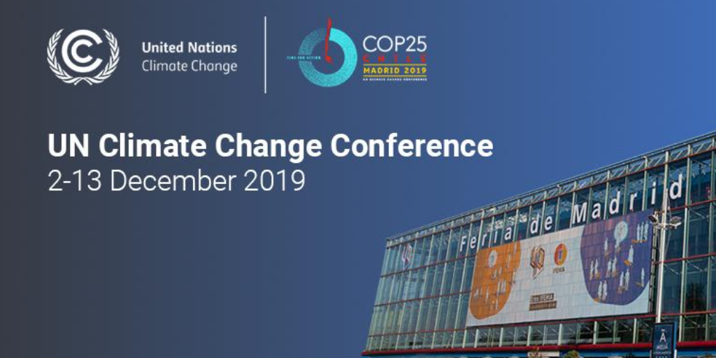 Greening Decent Jobs for Youth at COP 25 Climate Change Summit