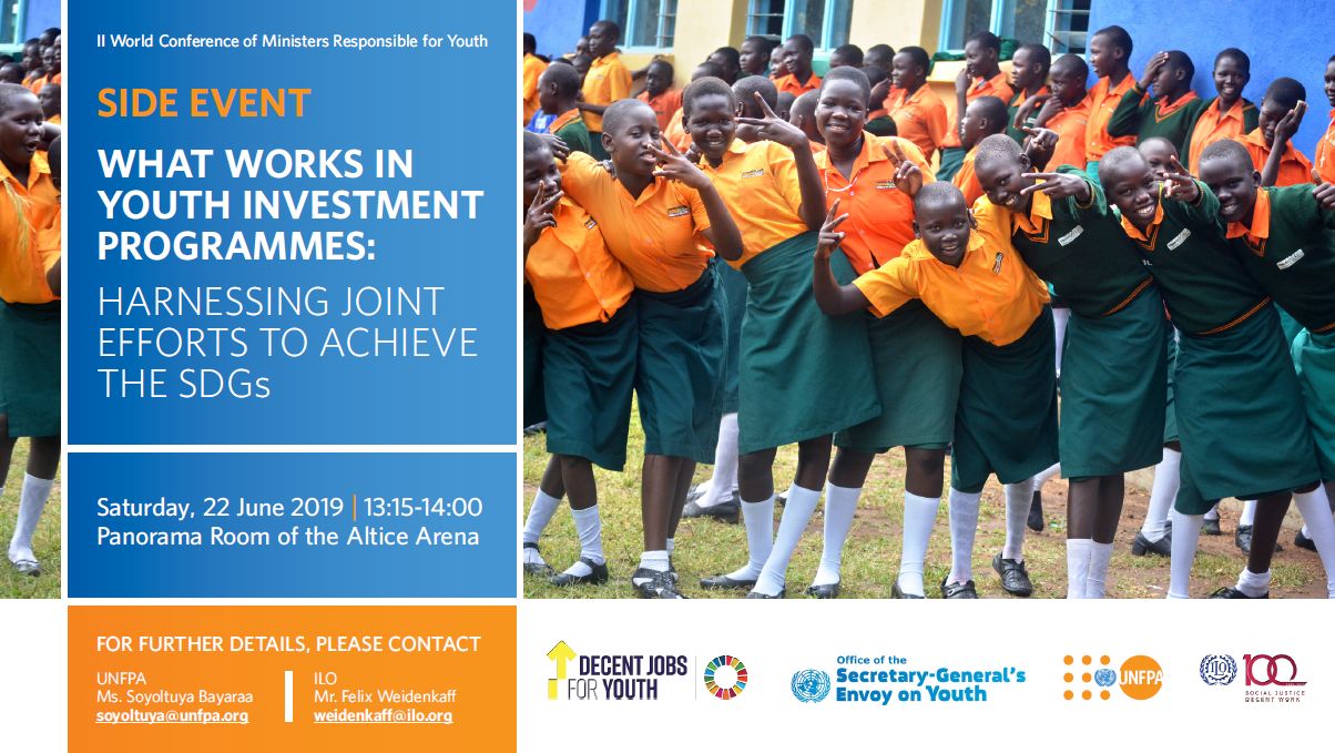 What Works in Youth Investment Programmes: Harnessing Joint Efforts to Achieve the SDGs
