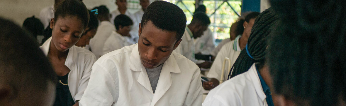 Education data in sub-Saharan Africa is critical to facilitate youth access to decent jobs