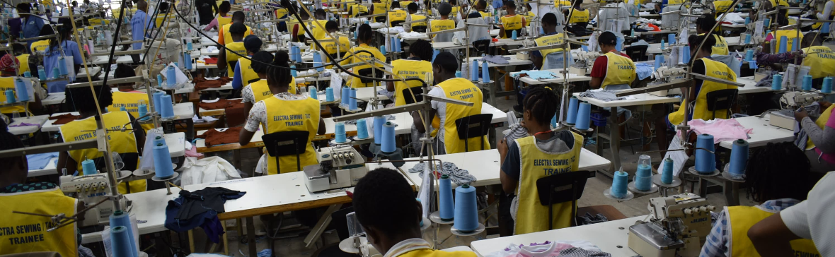 Creating decent and environmentally responsible jobs for young people in Haiti