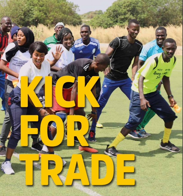Kick for Trade: Life-skills Curriculum for Entrepreneurship and Employability