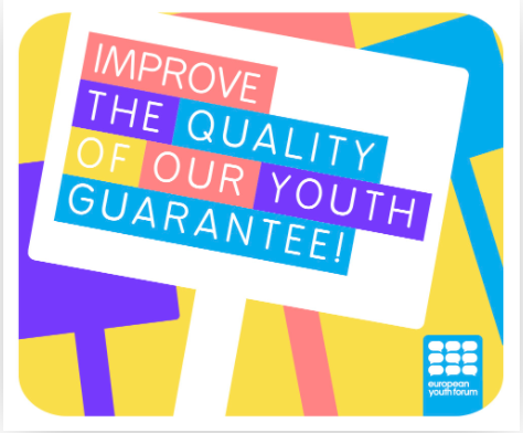 Quality Standards for the Youth Guarantee