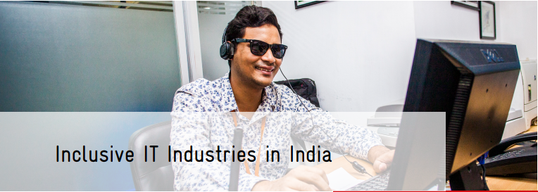 Inclusive IT Industries in India: Disability in India's IT Sector