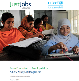 From Education to Employability:  A Case Study of Bangladesh