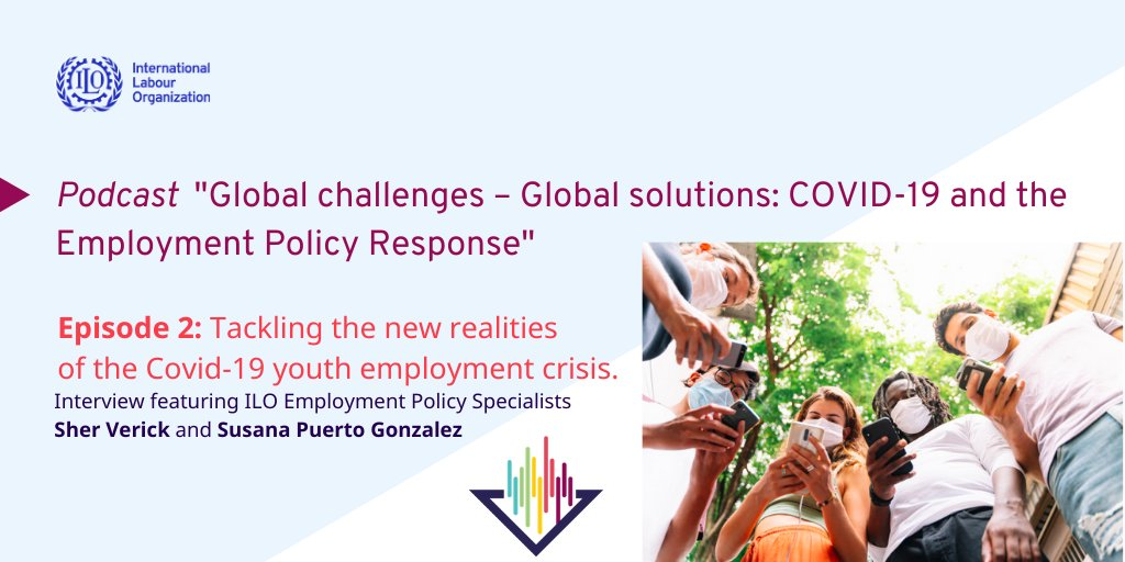 Global challenges - Global solutions: Tackling the COVID-19 pandemic and the youth employment crisis