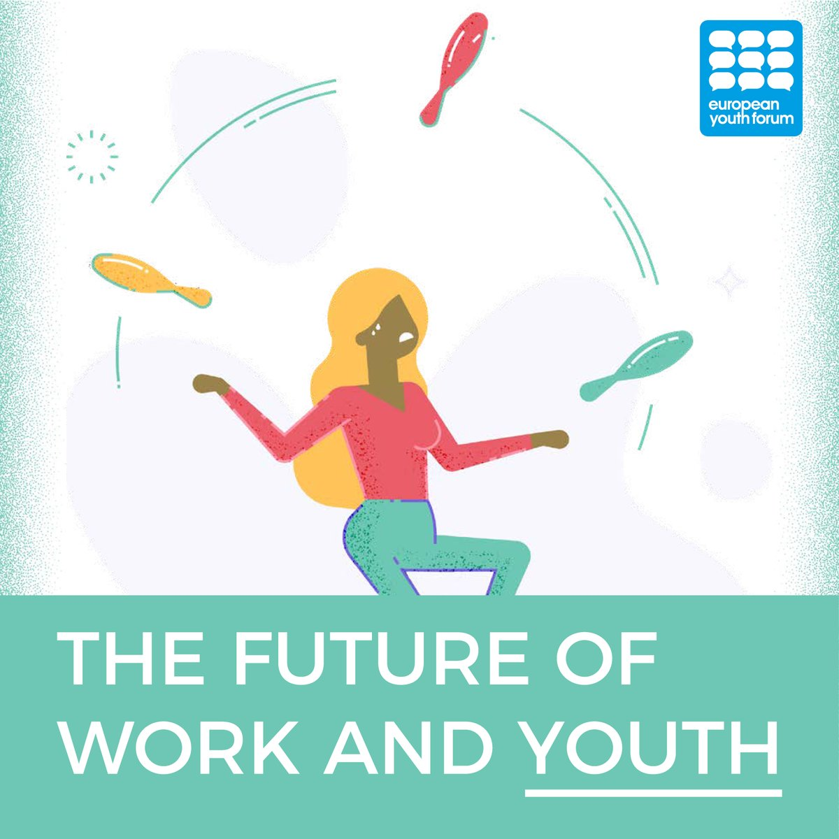 European Youth Forum commits to advocate for a youth-inclusive future of work in Europe
